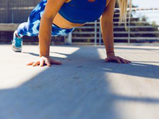 Übungen für das gleichgewicht ohne Geräte