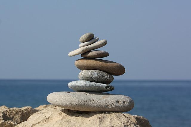 Gleichgewichtsübungen für Senioren